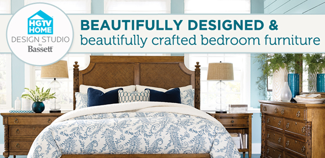 HGTV home design studio by bassett beautifully designed and beautifully crafted bedroom furniture