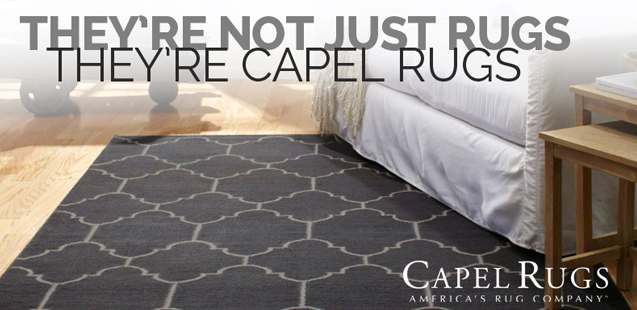 they are not just rugs they are capel rugs