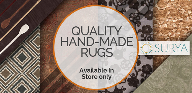 quality hand made rugs available in store only surya