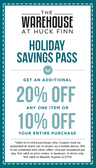 10% off purchase of less than $100