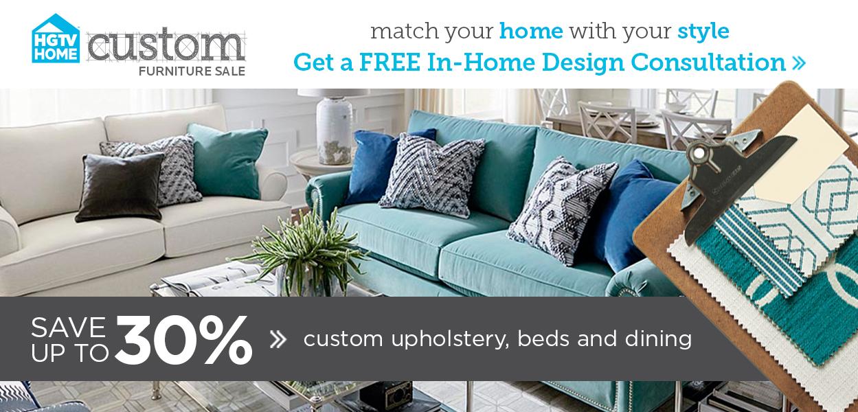 Bassett Custom Furniture Sale